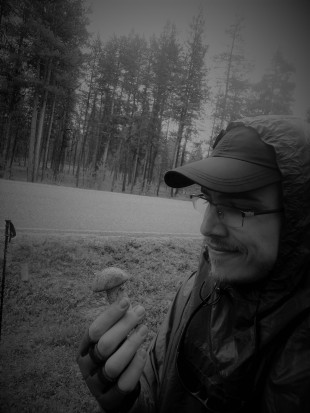 Z grzybem w garści dotarłem do szosy, którą pozostało mi przeciąć w poprzek i zanurzyć się w dziczy. Do następnej osady było jeszcze osiemdziesiąt kilometrów.